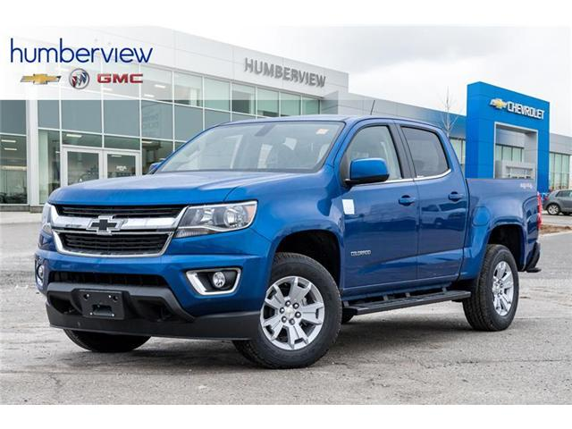 2019 Chevrolet Colorado LT (Stk: 19CL013) in Toronto - Image 1 of 19