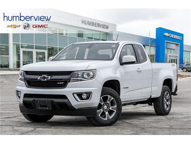 2019 Chevrolet Colorado Z71 (Stk: 19CL017) in Toronto - Image 1 of 19