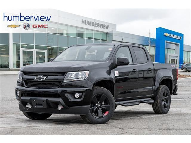2019 Chevrolet Colorado LT (Stk: 19CL018) in Toronto - Image 1 of 20