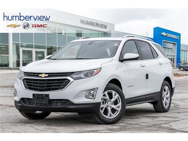 2019 Chevrolet Equinox LT (Stk: 19EQ096) in Toronto - Image 1 of 22