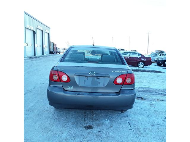 2006 Toyota Corolla CE (Stk: P318-1) in Brandon - Image 2 of 5
