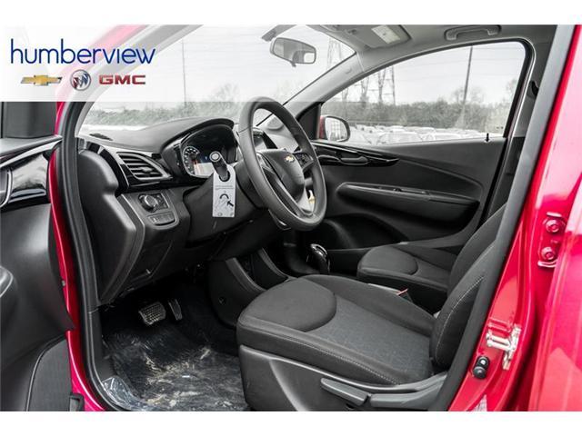 2019 Chevrolet Spark 1LT CVT (Stk: 19SK008) in Toronto - Image 8 of 19