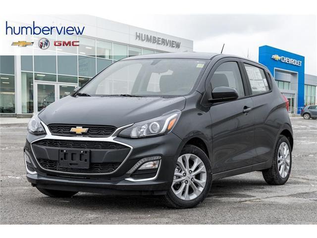 2019 Chevrolet Spark 1LT CVT (Stk: 19SK010) in Toronto - Image 1 of 19