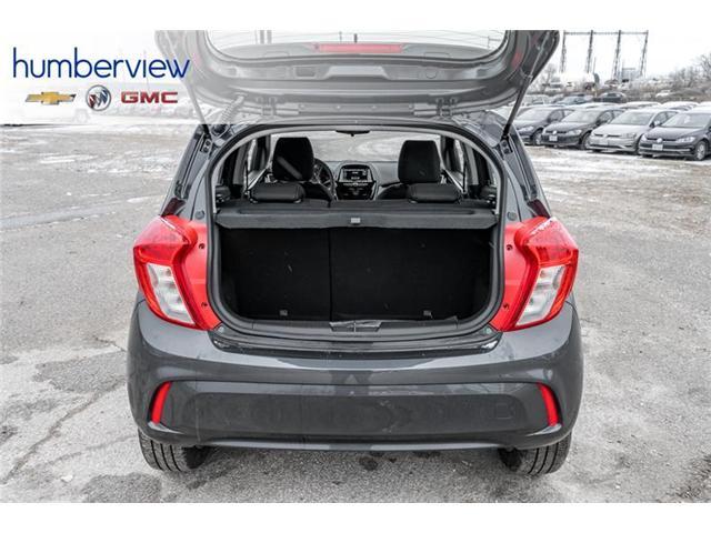 2019 Chevrolet Spark 1LT CVT (Stk: 19SK010) in Toronto - Image 18 of 19