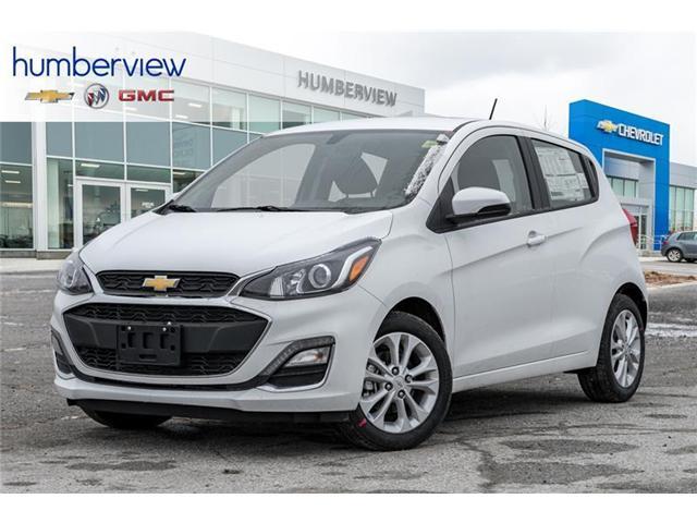2019 Chevrolet Spark 1LT CVT (Stk: 19SK012) in Toronto - Image 1 of 20