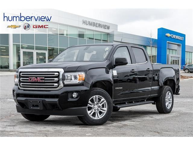 2019 GMC Canyon SLE (Stk: T9S016) in Toronto - Image 1 of 19