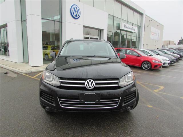 2014 Volkswagen Touareg 3.0 TDI Highline (Stk: 92718A) in Toronto - Image 2 of 21
