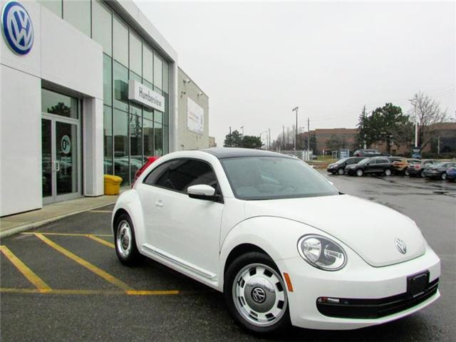 2015 Volkswagen The Beetle 1.8 TSI Classic (Stk: 96077AA) in Toronto - Image 1 of 19