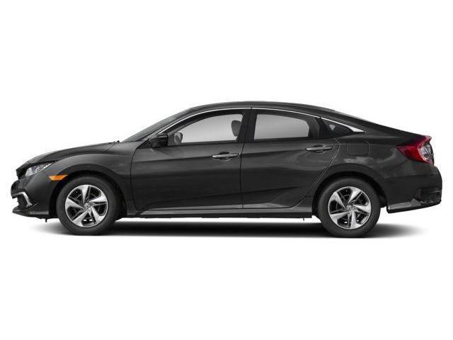 2019 Honda Civic LX (Stk: F19075) in Orangeville - Image 2 of 9