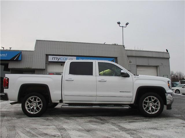 2017 GMC Sierra 1500 SLT (Stk: 181986) in Richmond - Image 2 of 13
