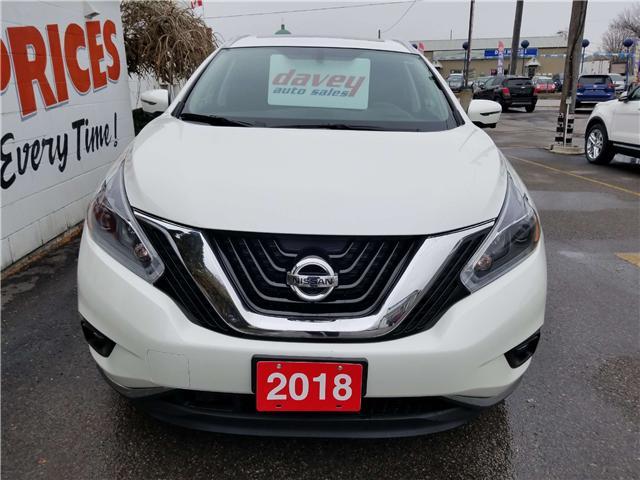 2018 Nissan Murano SL (Stk: 18-593) in Oshawa - Image 2 of 15