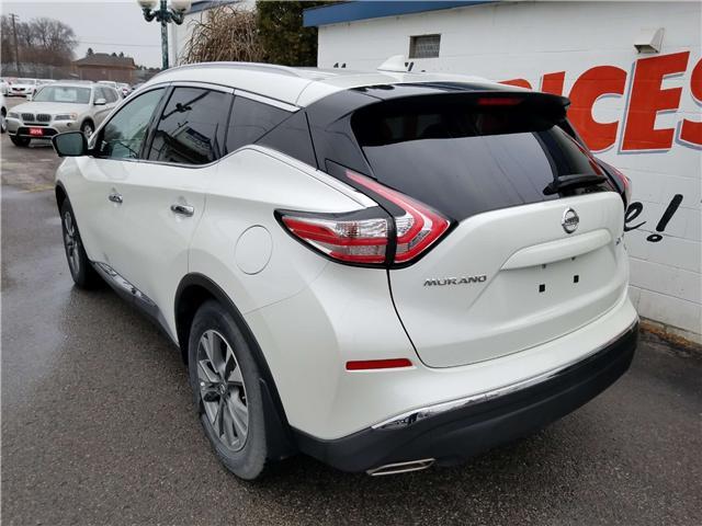 2018 Nissan Murano SL (Stk: 18-593) in Oshawa - Image 5 of 15