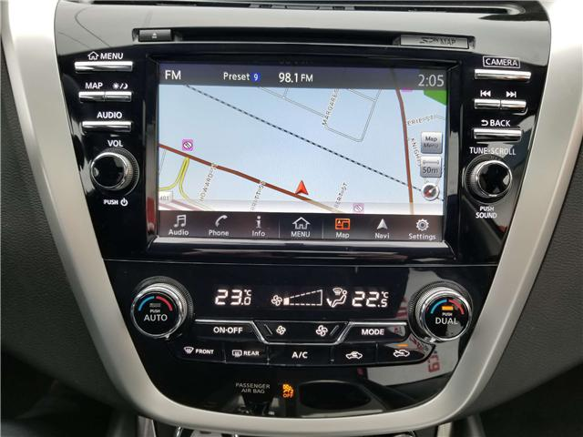 2018 Nissan Murano SL (Stk: 18-593) in Oshawa - Image 14 of 15