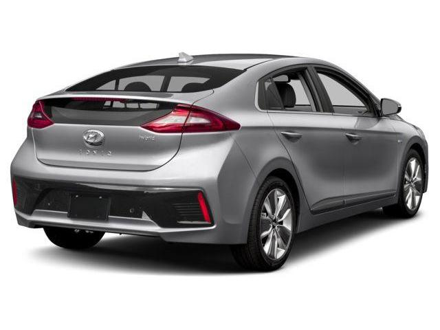 2019 Hyundai Ioniq Hybrid Preferred (Stk: QH19002) in Woodstock - Image 3 of 9