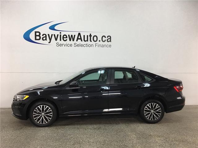 2019 Volkswagen Jetta 1.4 TSI Highline (Stk: 34125W) in Belleville - Image 1 of 27
