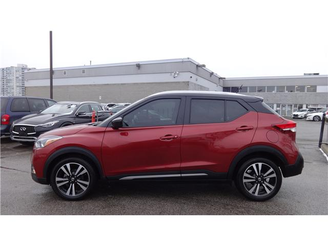 2018 Nissan Kicks SR (Stk: JW287633A) in Scarborough - Image 2 of 22