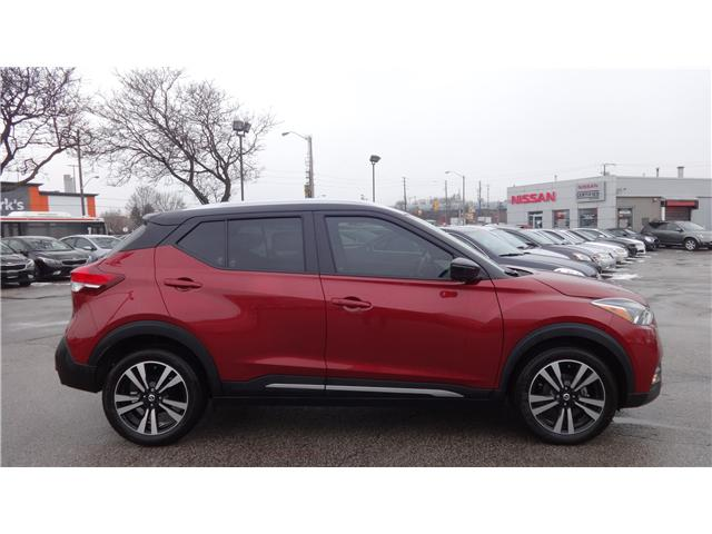 2018 Nissan Kicks SR (Stk: JW287633A) in Scarborough - Image 6 of 22