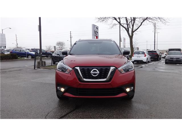 2018 Nissan Kicks SR (Stk: JW287633A) in Scarborough - Image 8 of 22