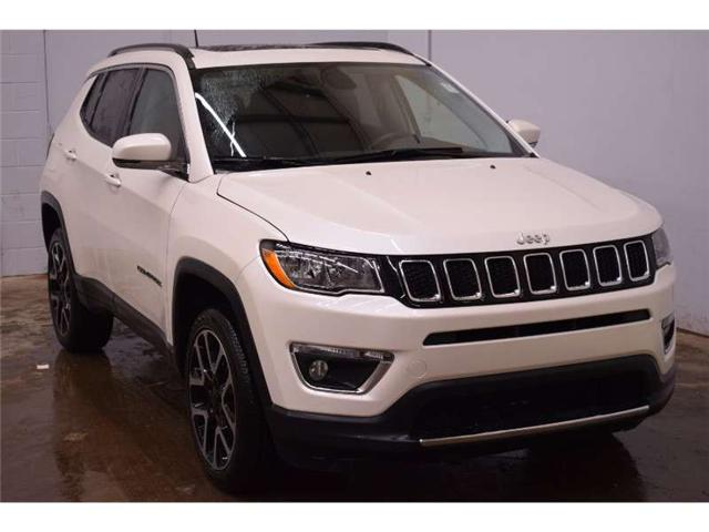 2018 Jeep Compass Limited 4X4 - HEATED SEATS * BACKUP CAM * LEATHER (Stk: B2974) in Cornwall - Image 2 of 30