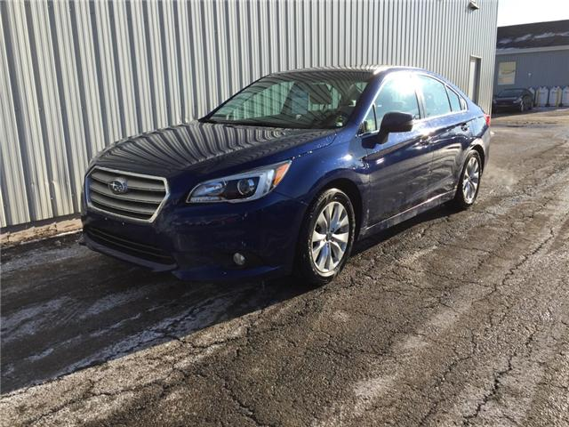 2015 Subaru Legacy 2.5i Touring Package (Stk: PRO0474A) in Charlottetown - Image 1 of 30