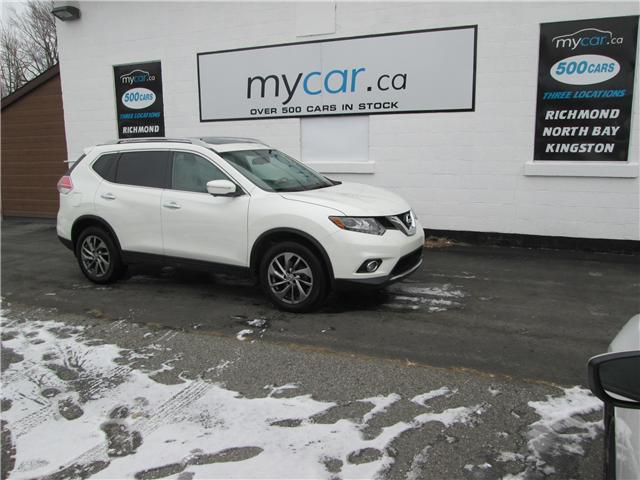 2015 Nissan Rogue SL (Stk: 181877) in Richmond - Image 2 of 14