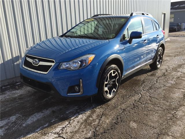 2016 Subaru Crosstrek Limited Package (Stk: SUB1588A) in Charlottetown - Image 1 of 23