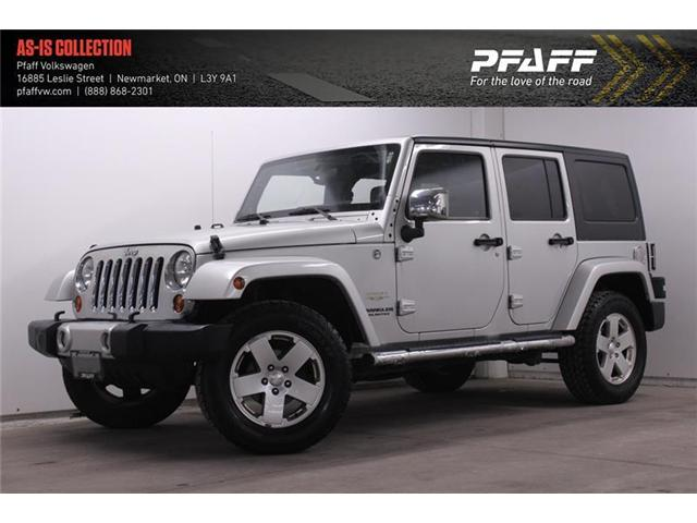 2011 Jeep Wrangler Unlimited Sahara (Stk: V3493A) in Newmarket - Image 1 of 19
