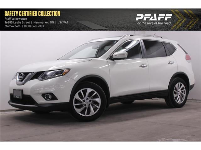 2014 Nissan Rogue SL (Stk: V3731A) in Newmarket - Image 1 of 21