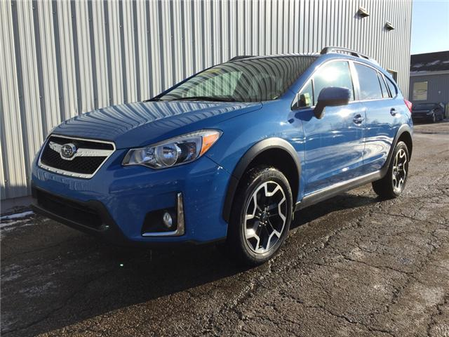 2016 Subaru Crosstrek Touring Package (Stk: PRO0500) in Charlottetown - Image 1 of 20