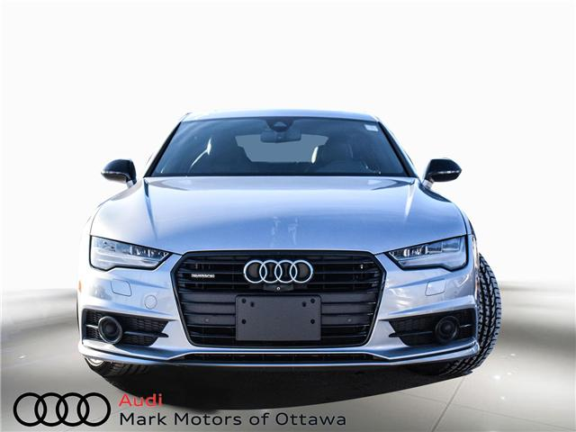 2017 Audi A7 3.0T Competition (Stk: 89910) in Nepean - Image 2 of 29