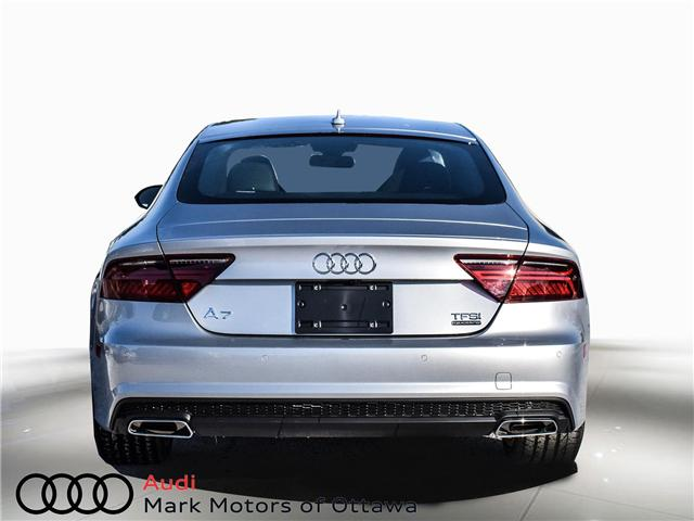2017 Audi A7 3.0T Competition (Stk: 89910) in Nepean - Image 5 of 29
