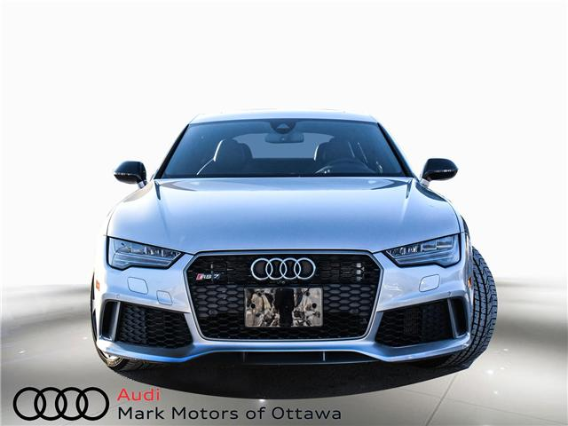 2017 Audi RS 7 4.0T performance (Stk: 90126) in Nepean - Image 2 of 28