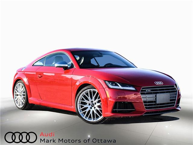 2017 Audi TTS 2.0T (Stk: 90158) in Nepean - Image 1 of 29