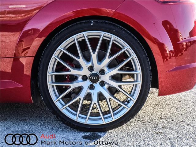 2017 Audi TTS 2.0T (Stk: 90158) in Nepean - Image 7 of 29