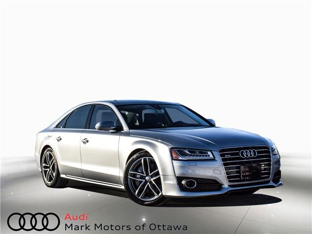 2017 Audi A8 4.0T (Stk: 89655) in Nepean - Image 1 of 23