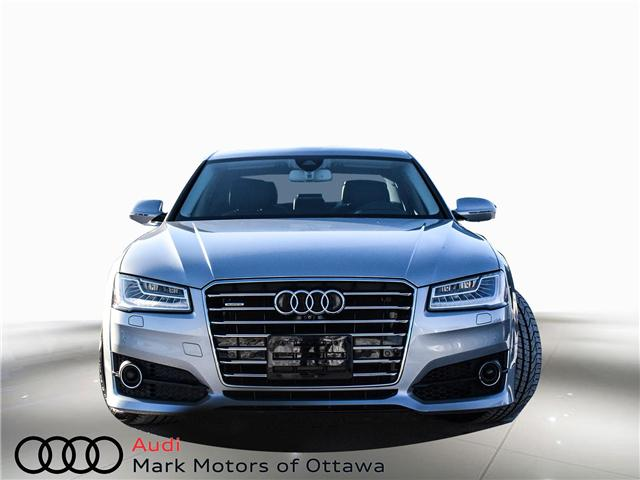 2017 Audi A8 4.0T (Stk: 89655) in Nepean - Image 2 of 23