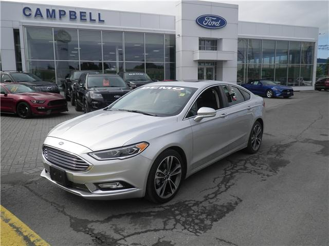 2018 Ford Fusion Titanium (Stk: 1810630) in Ottawa - Image 1 of 12