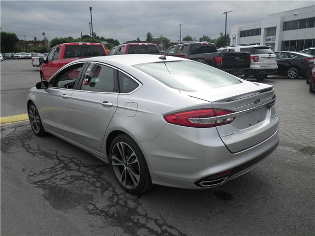2018 Ford Fusion Titanium (Stk: 1810630) in Ottawa - Image 3 of 12