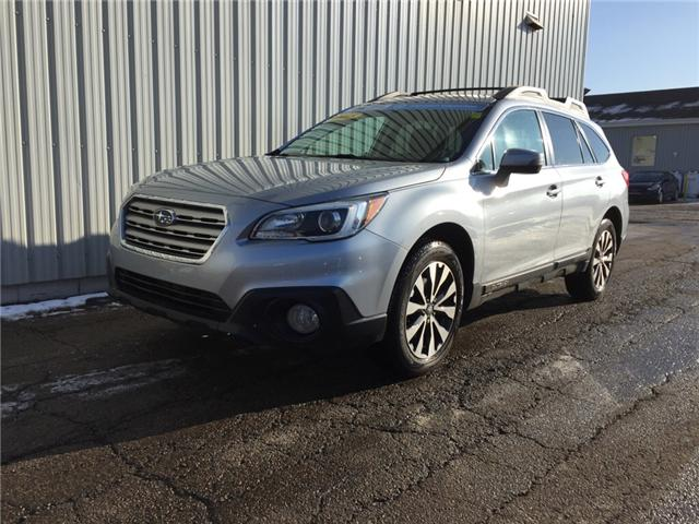 2015 Subaru Outback 3.6R Limited Package (Stk: SUB1693A) in Charlottetown - Image 1 of 29