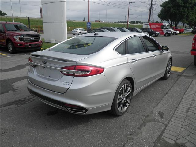 2018 Ford Fusion Titanium (Stk: 1810630) in Ottawa - Image 5 of 12