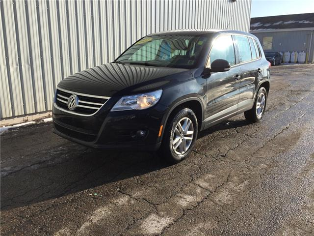 2011 Volkswagen Tiguan 2.0 TSI Trendline (Stk: SUB1772A) in Charlottetown - Image 1 of 23