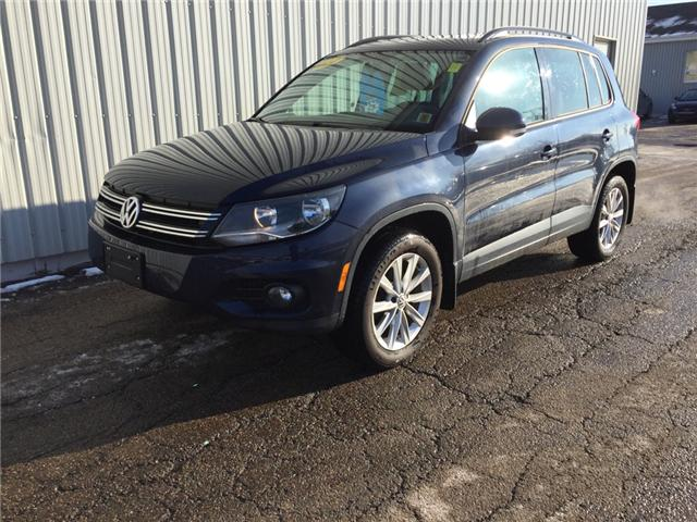 2014 Volkswagen Tiguan  (Stk: PRO0484DA) in Charlottetown - Image 1 of 25