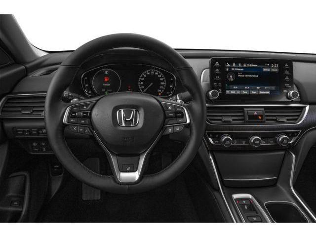 2019 Honda Accord Touring 1.5T (Stk: U255) in Pickering - Image 4 of 9