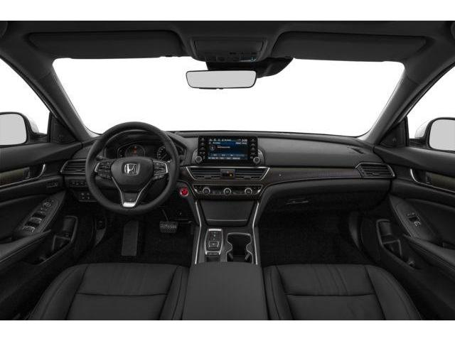 2019 Honda Accord Touring 1.5T (Stk: U255) in Pickering - Image 5 of 9