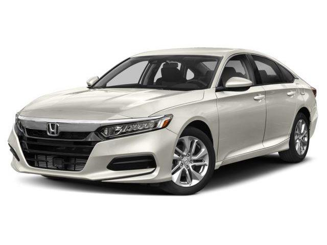 2019 Honda Accord LX 1.5T (Stk: U470) in Pickering - Image 1 of 9