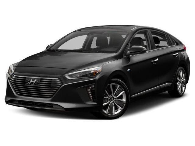 2019 Hyundai Ioniq Hybrid Preferred (Stk: 19136) in Ajax - Image 1 of 9