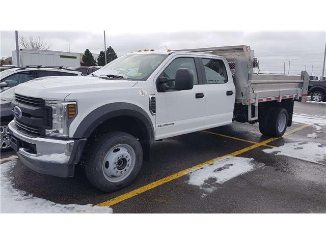 2019 Ford F-550 Chassis XL (Stk: 19-2460) in Kanata - Image 1 of 2