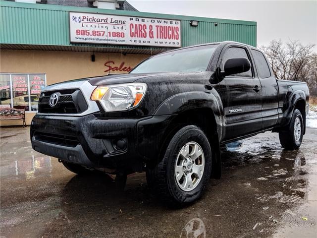 2013 Toyota Tacoma Base (Stk: -) in Bolton - Image 1 of 23