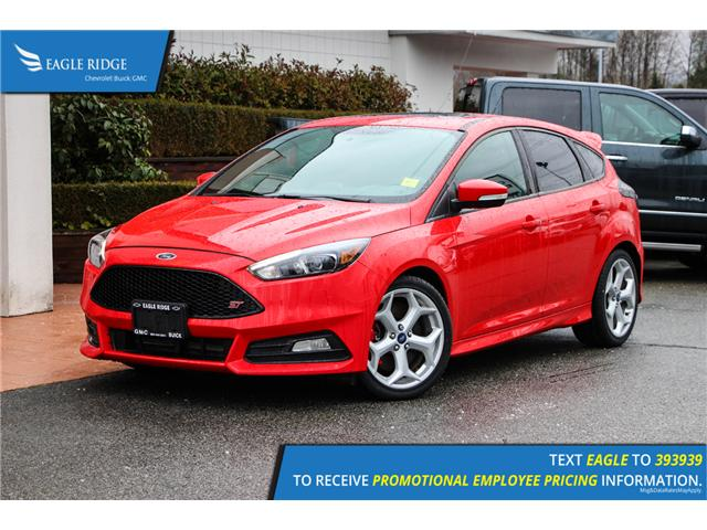 2015 Ford Focus ST Base (Stk: 151550) in Coquitlam - Image 1 of 15