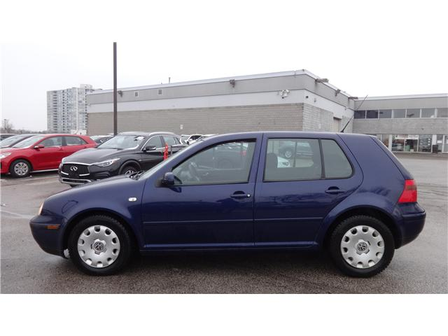 2006 Volkswagen Golf GLS (Stk: JW349546A) in Scarborough - Image 2 of 13